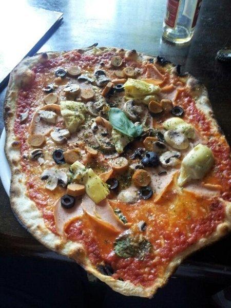 Sfizy Veg Pizza