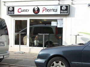 Curry Pirates in Hamburg. Bild: Jürgen Meier