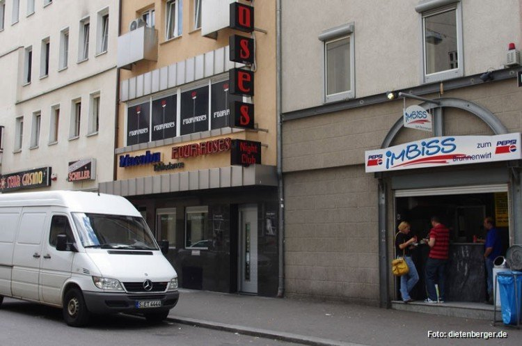 Brunnenwirt Imbiss in Stuttgart