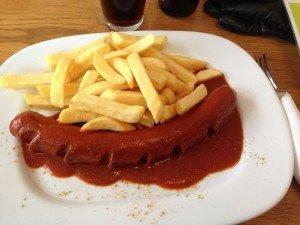 CurryCulum Currywurst